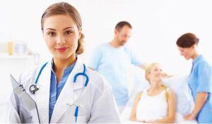 Оформление больничного