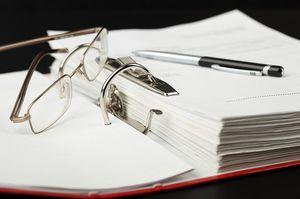 Правила подшивки документов