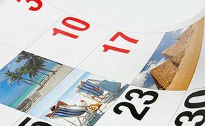 Составление графика отпусков