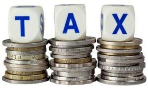 Виды налогов в россии