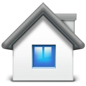 Дом для регистрации