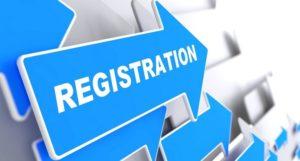 Отсутствие регистрации