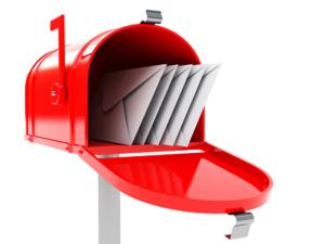 Изменение почтового адреса юридического лица