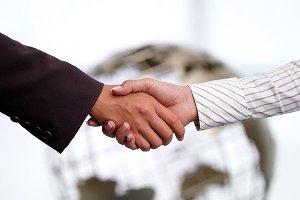 Взаимоотношения между компаниями