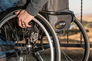 Инвалиды первой группы