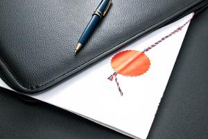 Образец бланка для Получение Сертификата Росздравнадзор
