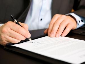 Образец договора счета на оказание услуг