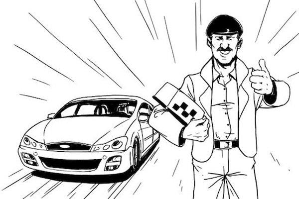 Штрафы и ответственность за работу в такси без лицензии в 2017 году