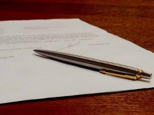 Особенности заключения договора