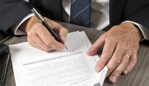 Право подписи