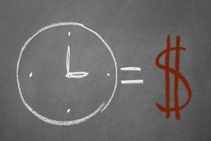 Время зарплаты