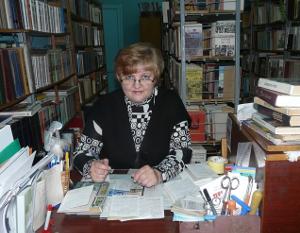 Деятельность библиотекаря
