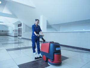 Уборщик служебных поещений