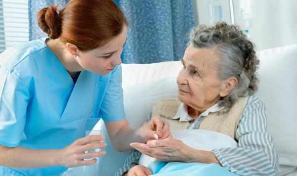 Палатная медсестра