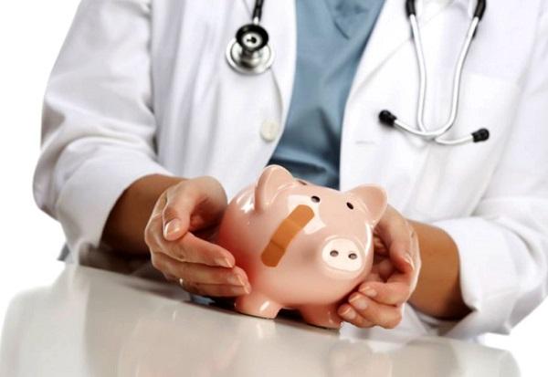 зарплата медиков