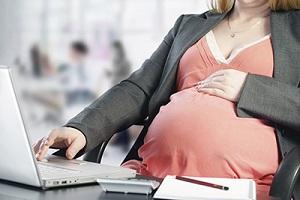дата окончания больничного по беременности и родам