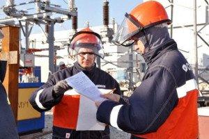 Наряд допуска для работы в электроустановках образец