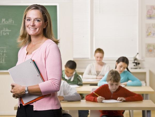 зарплата учителей в 2018 году