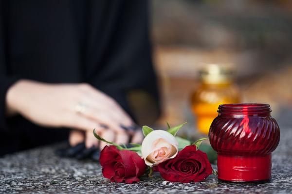 Матпомощь при смерти близкого родственника