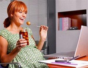 можно ли уходить на больничный при беременности