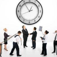 учет рабочего времении