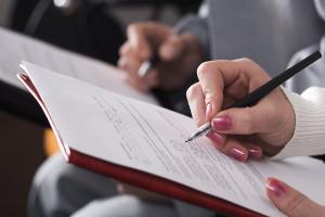 Структура и форма документа