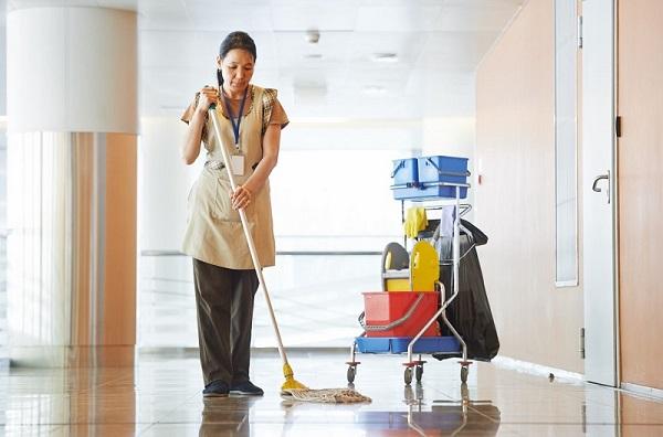 Характеристика работника осущеситвляющего уборщика служебных помещений