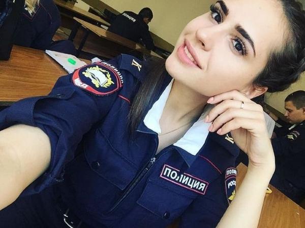 Работа в полиции