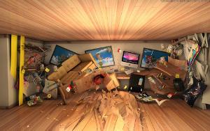 Повреждение мебели