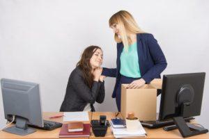 увольнение главного бухгалтера по собственному желанию