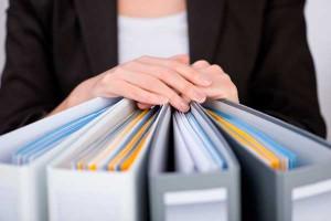 Формирование пакета документов