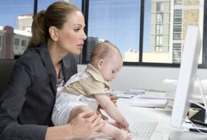 Предоставление перерывов женщинам для кормления ребенка