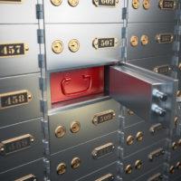 Индивидуальный сейф в банке