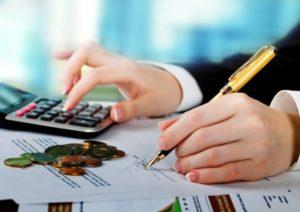 Предоплата по договору оказания услуг