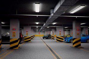 Огрвор аренды на сдачу паркинга