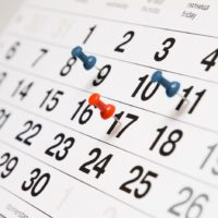 дата заключения договора и дата подписания