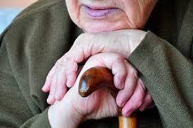 Кража у пожилого человека