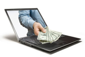 Предоплата в интернете
