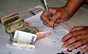 Расписка об обязательстве выплатить долг образец