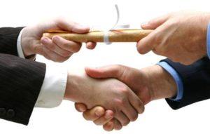 Договор с заверениями