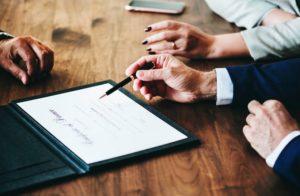 Договор переуступки долга между юридическими лицами и физическим лицом