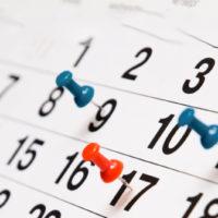 срок хранения графика отпусков в организации
