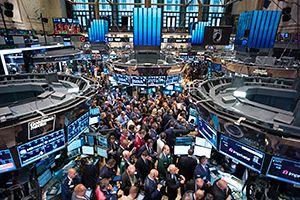 Продажа акций на бирже