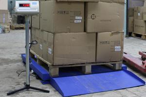 Взвешивание грузов
