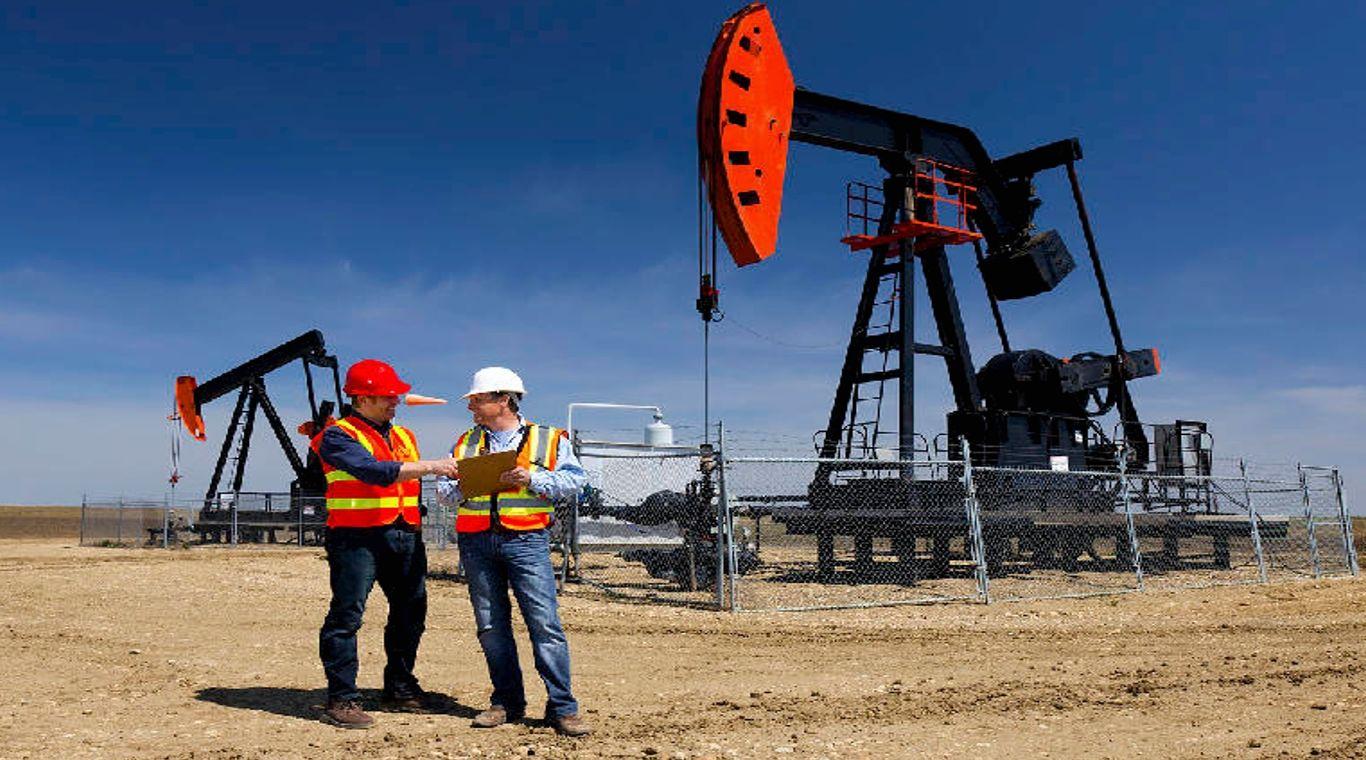 Зарплата нефтяника