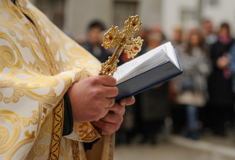 Зарплата священника